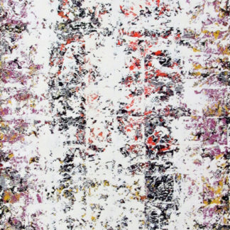 abstract painting by Brian Neish