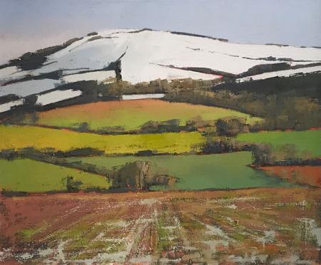 Snow-on-Rackham-Hill