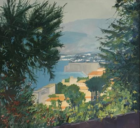 View from the Terrace, Sorrento