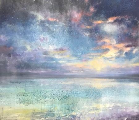 Kimmeridge-bay-at-twilight