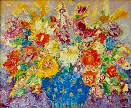 Gilded_Turquoise_Vase