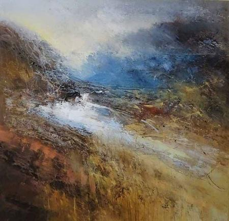 Landscape, oil
