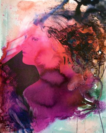 Firebird' after Rossetti