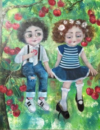 Cherry-tree-stories