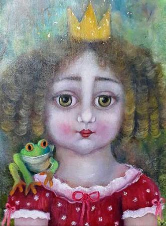 The-Queen-of-Frogs